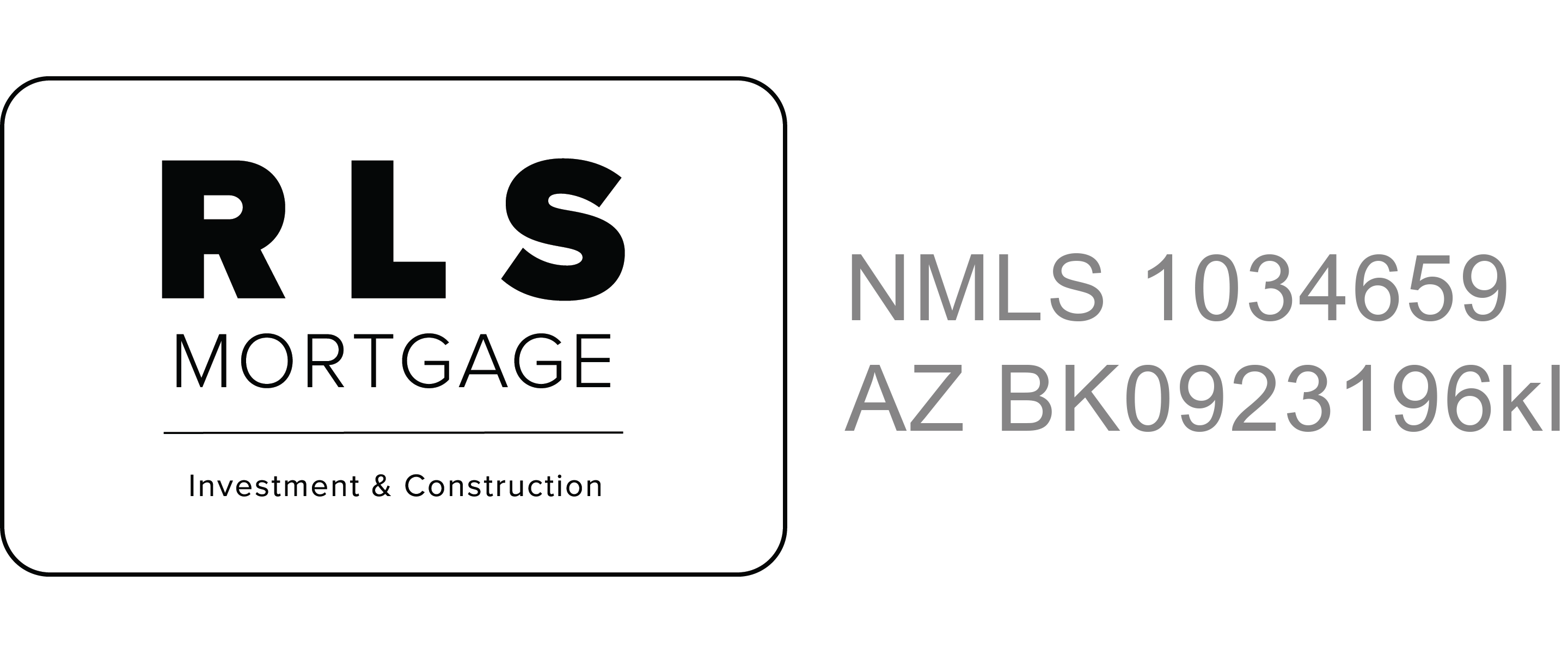 RLS mortgage logo